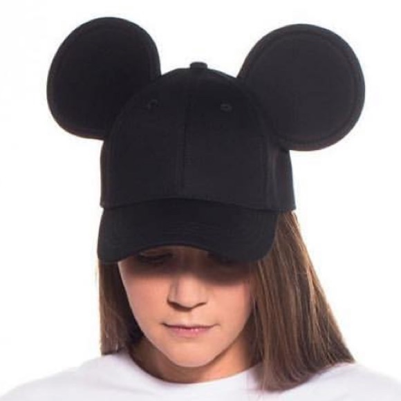 69e3cf3fb Cakeworthy Disney Mickey Mouse Ears Dad Hat